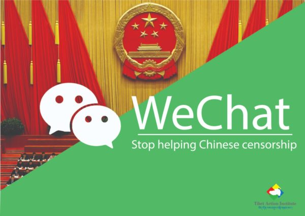 New Report on WeChat Surveilliance